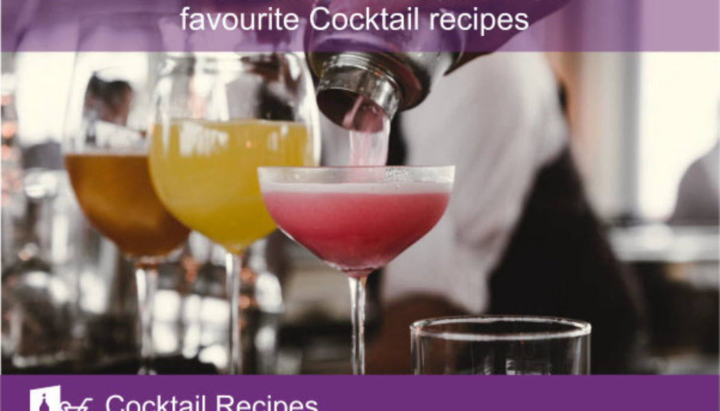 Organize your favourite cocktail or mocktail recipes with this MS OneNote template.
