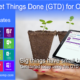 """Download the free """"Get Things Done"""" template for OneNote."""