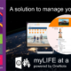Have you thought about what happens to your life's footprint? Manage it with myLIFE for OneNote.