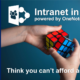Think you can't afford an Intranet? Here is one out of a Box for OneNote. Secure & Easy to Use.