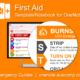 First Aid – Guide Cards for OneNote. When every second counts!