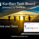 You can visualize your #tasks in an easy to use #kanban #board for #onenote. Another #template from @auscomp. Please RT.
