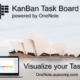 Visualize your Tasks and Get Things Done with these KanBan Board and GTD Templates for MS OneNote