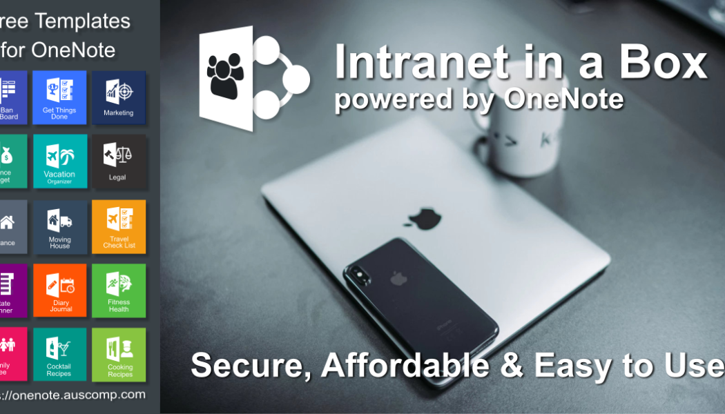 Intranet in a Box for Office365 and OneNote. Quick, Simple, Secure & Affordable. Please RT.