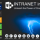 Intranet in a Box for Office365 and OneNote.