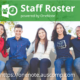 Still sending Excel spreadsheet rosters by email? Simpler & safer to use Staff Roster powered by OneNote!