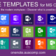 Discover what is possible with OneNote with the biggest free collection of OneNote Templates.
