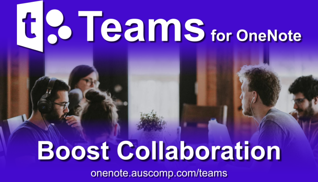 Improve Team Collaboration with Teams for OneNote