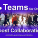 Boost your teams collaboration using Teams for OneNote.