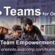Empower your team using Teams for OneNote.